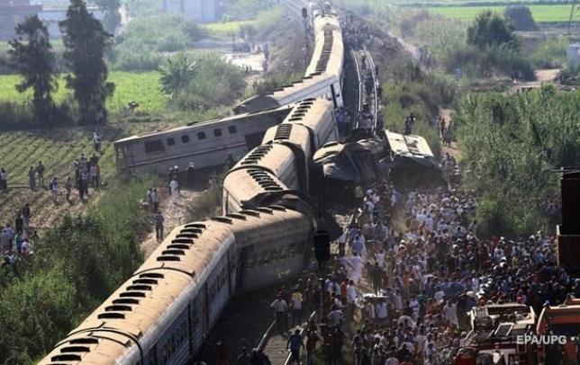 Советник министра транспорта Египта умер после посещения места аварии поездов