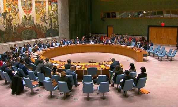 В СБ ООН обсудили ситуацию на Ближнем Востоке
