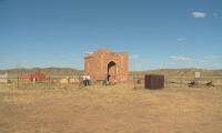 В Карагандинской области началась реставрация мавзолея Дузена
