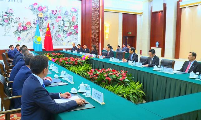 Қазақстан-Қытай өңіраралық ынтымақтастық форумы ұйымдастырылды