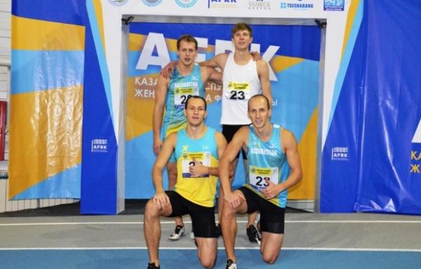 Қарағандылық жеңіл атлеттер Азияның рекордын жаңартты