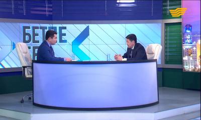 «Бетпе-бет». ҚР Дін істері және азаматтық қоғам вице-министрі Берік Арын