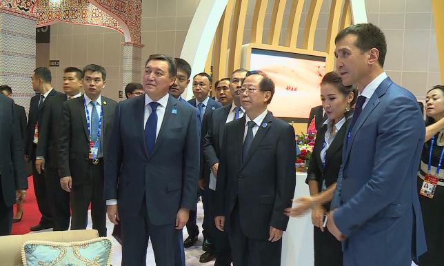 Қазақстан-Қытай өңіраралық ынтымақтастық форумы өтті