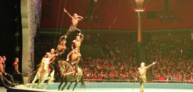Елордалық цирк «Махаббатпен, Астана!» ұлттық бағдарламасына шақырады