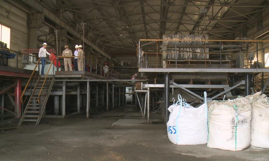 ШҚО-да мыс кенін байыту фабрикасының екінші кезеңі іске қосылды