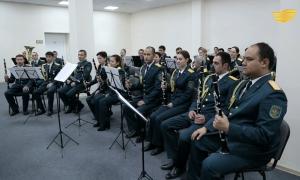 «Айбын». ҚР Қарулы күштерінің әскери оркестрі