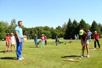 Алматы әкімдігі балаларға гольф ойнауды тегін үйретеді