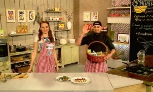 «Магия кухни». Гость: су-шеф Андрей Самбурский