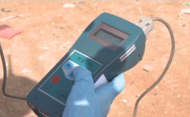 Ақмола облысында радиация деңгейін өлшеудің жаңа әдістемесі жасалады