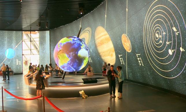 День столицы отпраздновали на EXPO