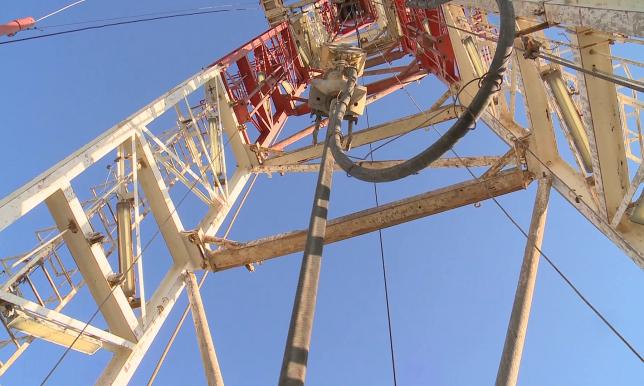 Ембі мұнайшылары 6 мың метр тереңдікке бұрғы салады