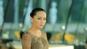 Баян Есентаева поделилась впечатлениями от съемок «Махаббатым жүрегімде-2»