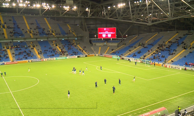 Сборная Казахстана не пробилась на чемпионат мира по футболу