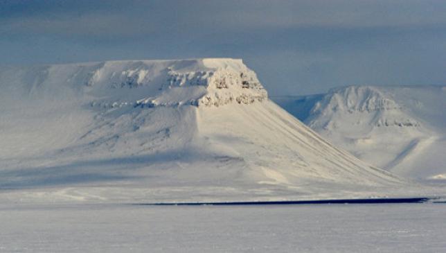 В Антарктиде впервые прошел дождь