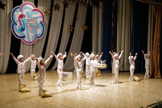 В столице открылся международный фестиваль искусств «Шашу»