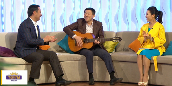Әнші-гитарист Сейіл Аяған орындауында «Бала махаббаты» әні