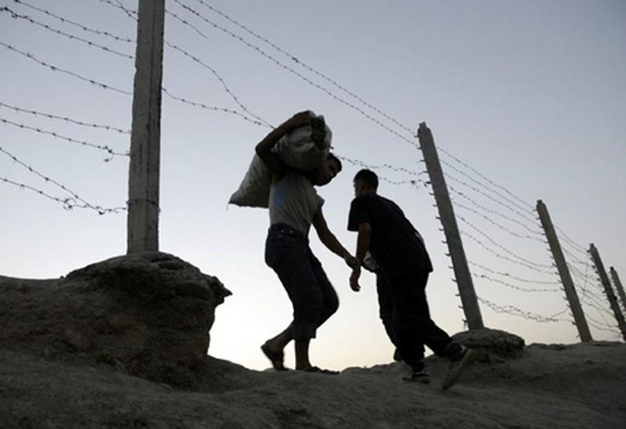 На казахстанско-узбекской границе пресечен канал нелегальной миграции