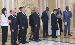 Послы 6 стран приступили к работе в Казахстане