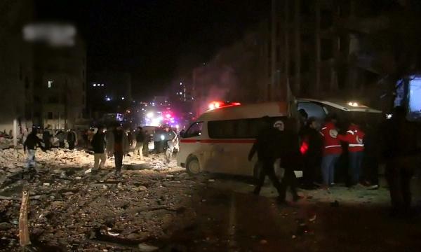 Жертвами взрывов в сирийской провинции Идлиб стали 30 человек