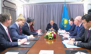 Глава государства провёл ряд двусторонних встреч в США