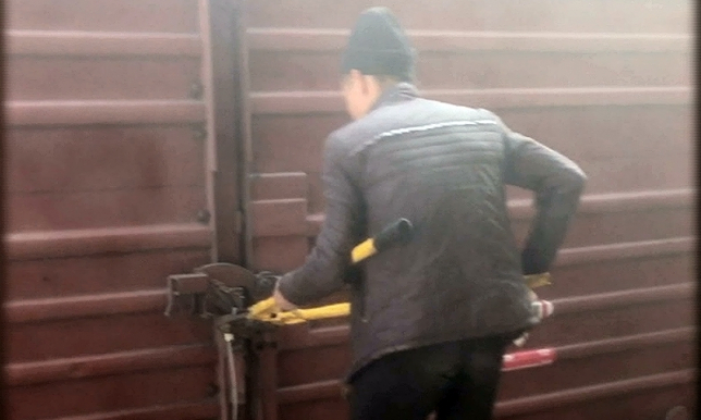 Қазақстан-Қырғызстан шекарасында контрабандалық тауар тәркіленді