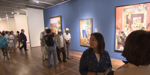 Третьяковская галерея в Астане!