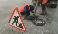 Повреждение на водопроводных сетях Павлодара едва не парализовало движение трамваев