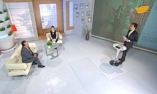 «Көңіл толқыны». Қазақ мемлекеттік циркінің директоры Бақыт Бөкебаев