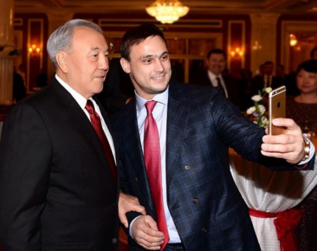 Н.Назарбаев: Илья Ильин мен үшін чемпион болып қала береді