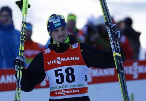 А.Полторанин стал четвертым на последнем этапе «Тур де Ски»