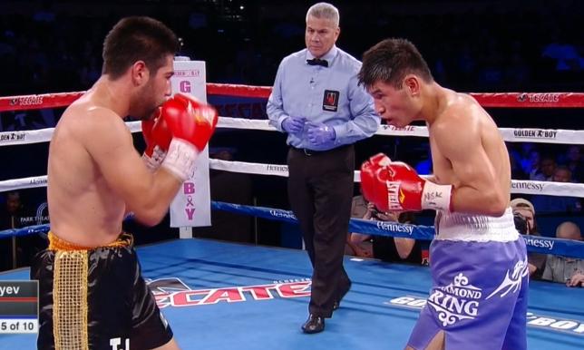 Бекман Сойлыбаев WBC International тұжырымы бойынша чемпиондық атақты қорғады