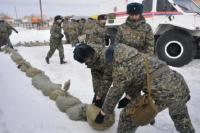 Қызылорда облысы Арал ауданында төтенше жағдайлардың алдын алудан оқу-жаттығу өткізілді