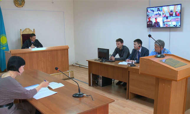В суде Уральска заключили первое мировое соглашение между налоговиками и должником