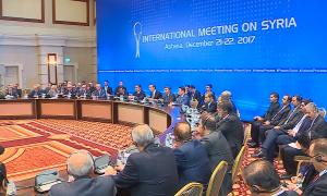 Участники сирийских переговоров договорились о разминировании в Сирии и обмене пленными
