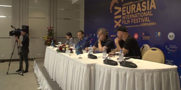 Күнделік. Халықаралық «Еуразия» кинофестивалі. 2-шығарылым