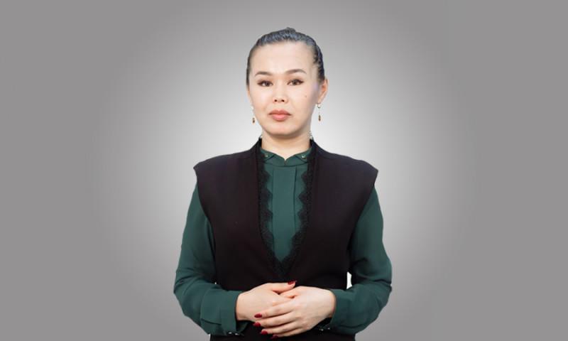 Индира Жылқайдарова