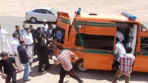 Число жертв взрыва в мечети в Египте возросло