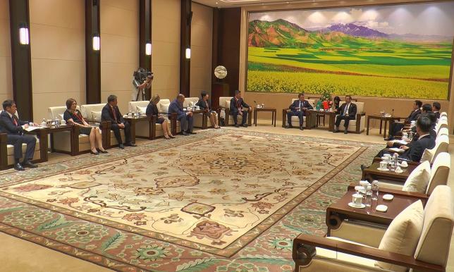 Меморандум о взаимопонимании подписали судьи РК и КНДР