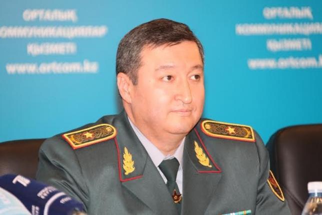 Мүслім Алтынбаев ҚР Қорғаныс министрінің орынбасары болып тағайындалды