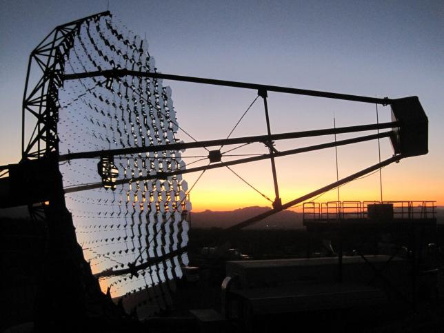 Қазақстанда ғарыштағы гамма-жарқылдарды зерттеуге арналған телескоп салынады