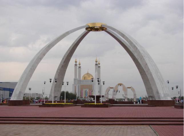 Глава государства совершает рабочую поездку в Актюбинскую область