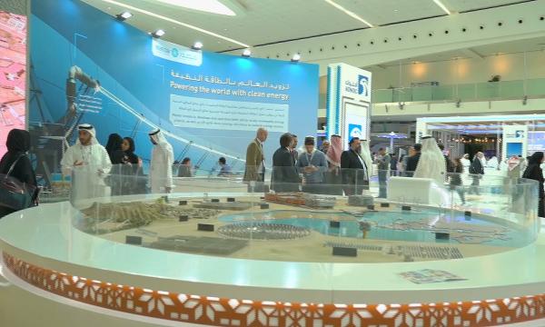 Казахстанский павильон признан одним из лучших на саммите «Энергия будущего» в Абу-Даби