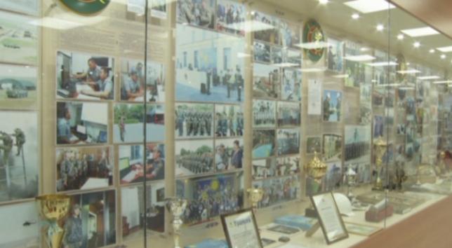 Астанада Ұлттық ұланның орталық музейі ашылды