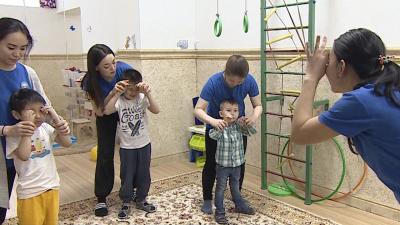 В Казахстане официально зарегистрировано более 3 тысяч детей с аутизмом