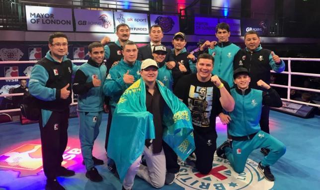 «Астана Арланс» Бүкіләлемдік бокс сериясының финалына өтті