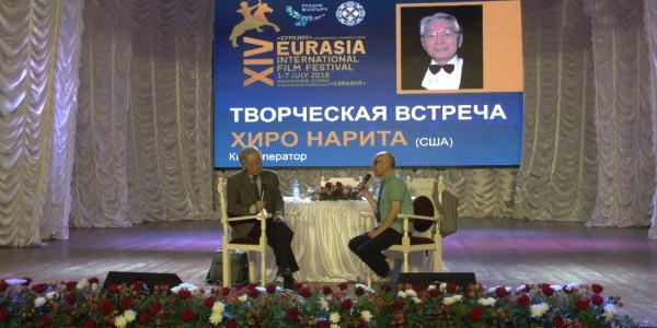 Күнделік. «Халықаралық «Еуразия» кинофестивалі». 4-шығарылым