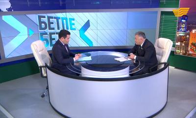 «Бетпе-бет». ҚР Парламенті Мәжілісінің депутаты Нұрлан Дулатбеков
