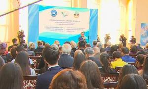Алматыда Қазақстан халқы Ассамблеясының ІІІ халықаралық медиа форумы өтіп жатыр