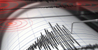 Землетрясение произошло в 364 км от Алматы