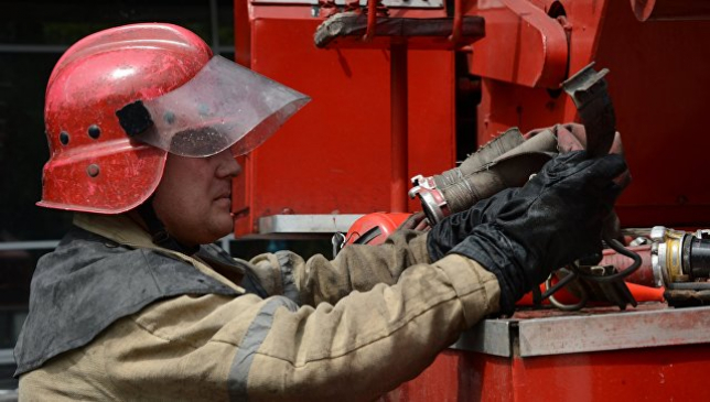 При пожаре в мастерской в Эр-Рияде погибли десять человек